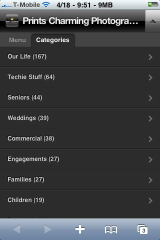photo-2 Mobile Version of the Website Techie Stuff