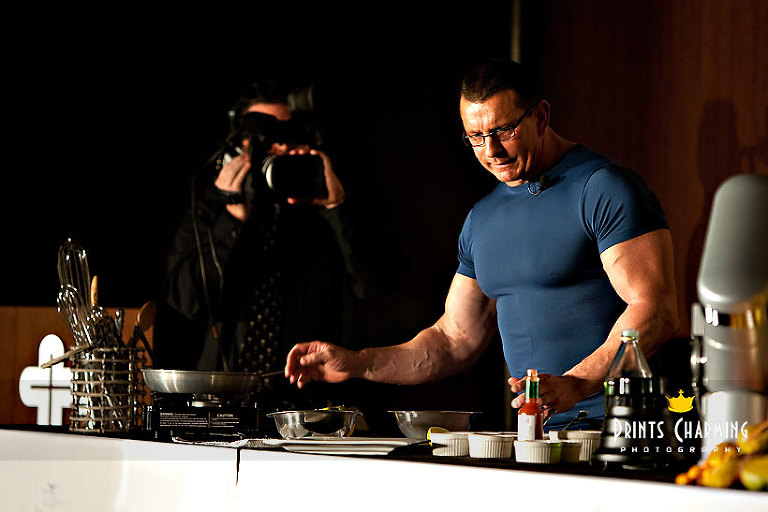 PCP_1964(pp_w768_h512) Celebrity Chef Robert Irvine at Saints Other Events Commercial