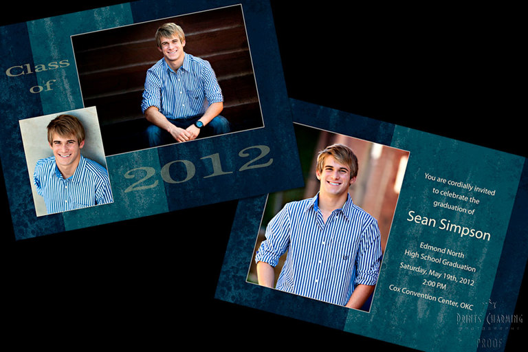collage(pp_w768_h512) Graduation Announcement Cards Seniors Products