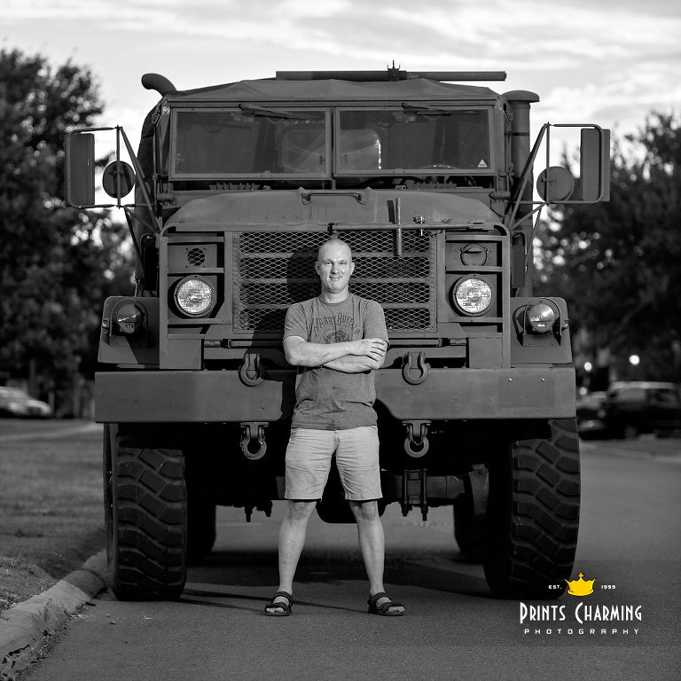 PCP_ScSt_1040-sq(pp_w768_h768) Scott and his 5-Ton Truck Portraits Lifestyle Our Life